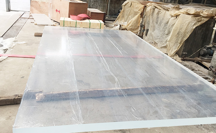 China High Quality 20mm Acrylic Sheet For Big Acrylic Aquarium