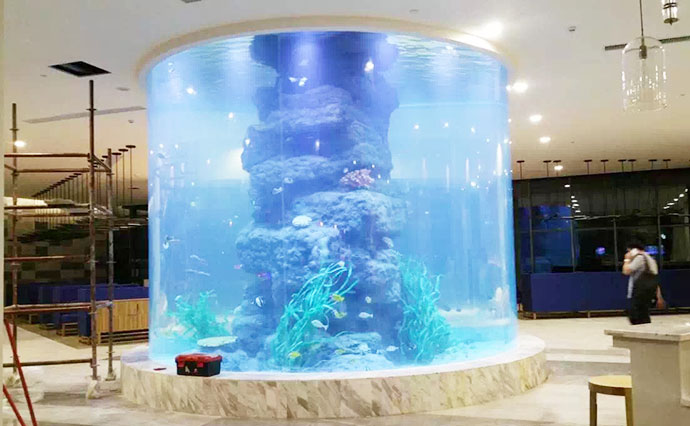 High Quality Cheap Custom Unbreakable Acrylic Fish Tank